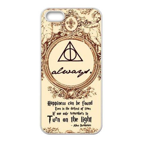 Migliore Regalo Harry Potter La mappa del malandrino Vintage resistente in plastica rigida Custodia (immagine HD) per iPhone 5/5S