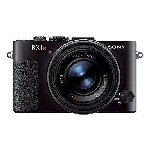 """Sony DSC-RX1R - Cámara compacta de 24.7 Mp (pantalla de 3"""", ISO 100-25600, F2.0, 35 mm, Full HD), color negro"""