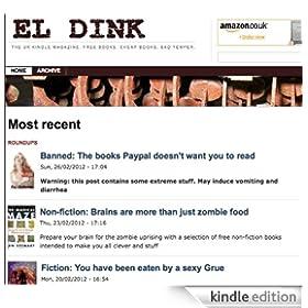 El Dink - The UK Kindle Magazine
