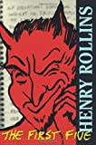The First Five (Henry Rollins) (1880985519) by Rollins, Henry