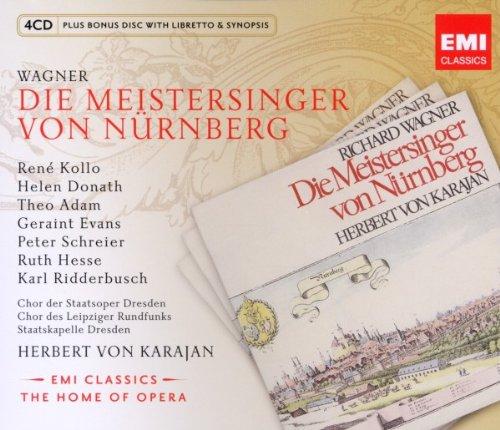 Maestros Cantores De Nuremberg (H.V.Kara) - Wagner - CD
