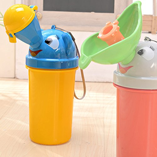 Novelty Portable Baby Child Potty Urinal Toddler Potty