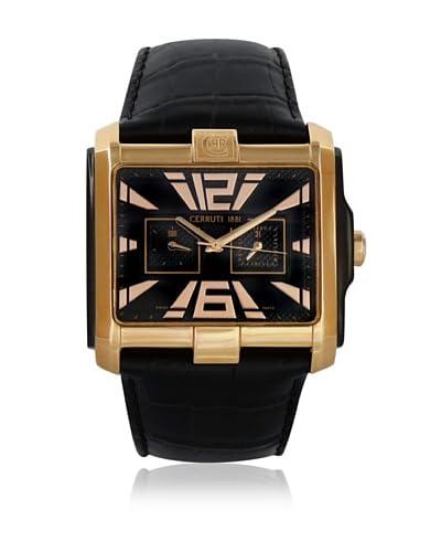 Cerruti Reloj CRB026C222H Negro