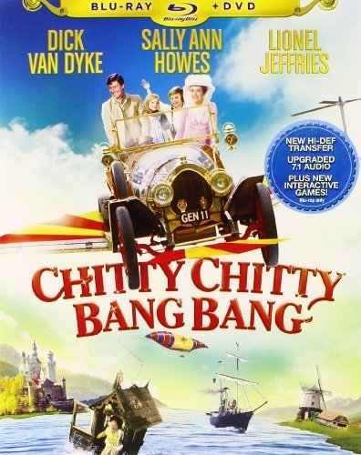 Chitty Chitty Bang Bang (Two-Disc Blu-ray/DVD Combo in Blu-ray Packaging) by 20th_Century_Fox