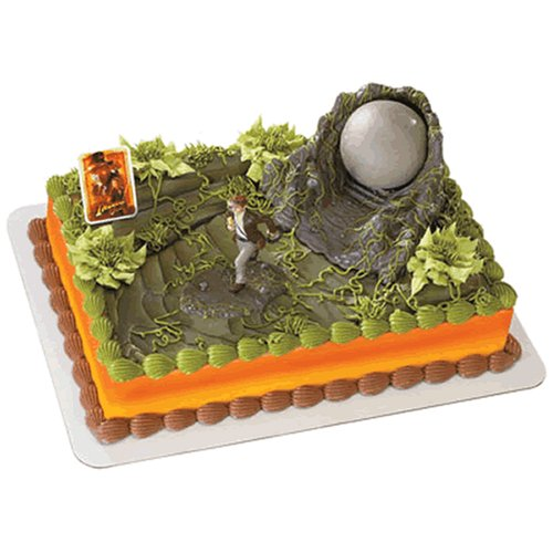 Cake Design Starter Kit : Cake Decorating Kits: Indiana Jones Cake Topper Kit