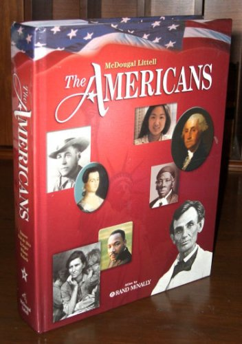 The Americans Georgia: Student Edition Grades 9-12 2006