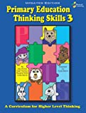 Primary Education Thinking Skills 3 - PETS(TM) - Updated Edition - Includes Digital Content