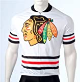 Blackhawks Bicycle Jersey Medium