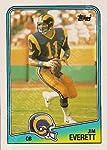 1988 Topps #288 Jim Everett