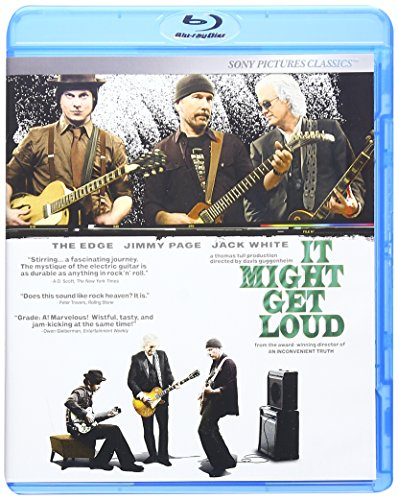 It Might Get Loud [Blu-ray] (Jacks Big Music Show Toys compare prices)