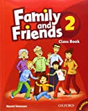 Family and Friends 2 : Class Book (1Cédérom)