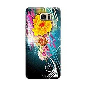 Ebby Premium Printed Mobile Back Case Cover With Full protection For Samsung Note 7 (Designer Case)