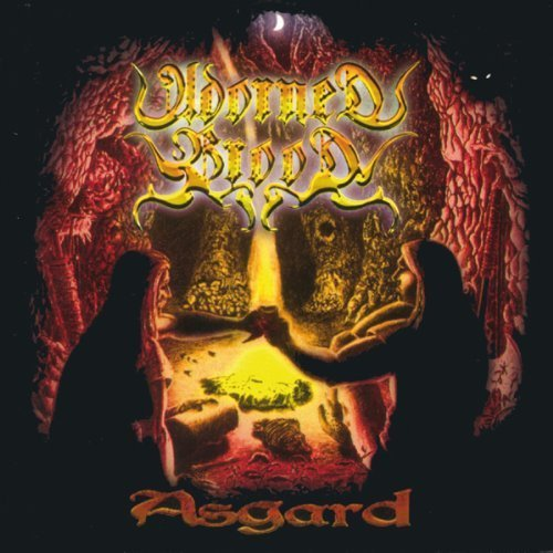 Asgard (Re-Release) by Adorned Brood (2009-10-09)
