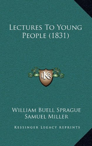 Lectures to Young People (1831)