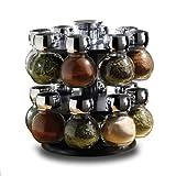 Kamenstein 16-Jar Revolving Spice Rack 5052474