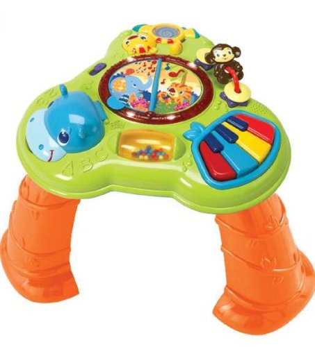 Activity Table For Baby front-457530