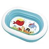 Intex 57482NP - Pool Oval Whale Fun