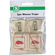 Do it Best Global Sourcing HW050 Mouse Trap - Smart Savers-2PC MOUSE TRAPS