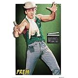 Posterboy 'Prem' Poster (30.48 Cm X 45.72 Cm)