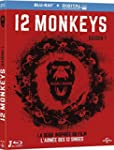 12 Monkeys - Saison 1 [Blu-ray]