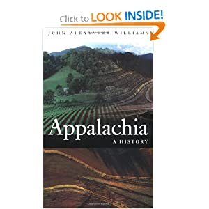 Appalachia: A History by John Alexander Williams