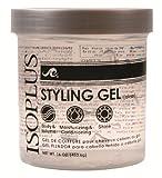 Isoplus Styling Gel Clear 16 Oz.