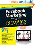 Facebook Marketing All-in-One For Dum...