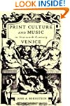 Print Culture & Music in Sixteenth-Ce...