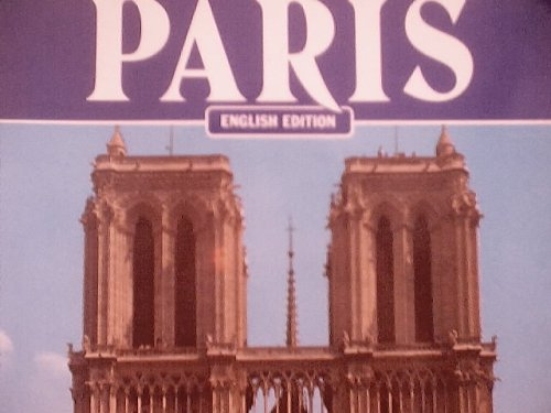 Image for Paris: 68 Photographs in colour; English Edition
