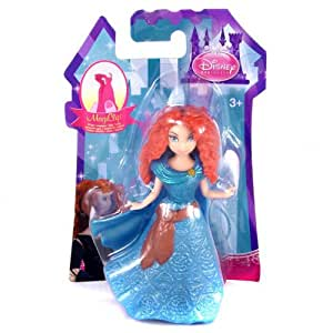 Disney Princess Little Kingdom MagiClip Fashion Merida Doll