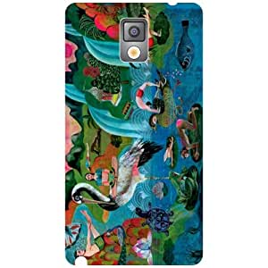 Samsung Galaxy Note 3 N9000 Back Cover - Art Designer Cases