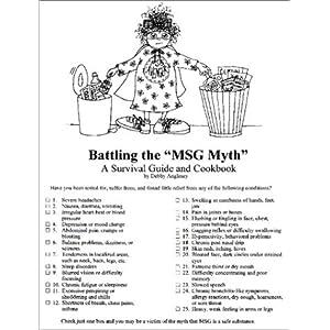 Battling the MSG Myth Livre en Ligne - Telecharger Ebook