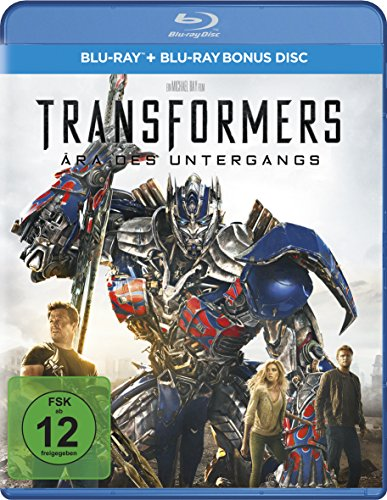 Transformers 4: Ära des Untergangs [Blu-ray]