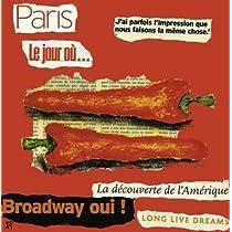 Paris Finest LAMINATED Print Francoise Persillon 12x12