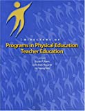 Directory of Programs in Physical Education, Teacher Education