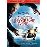 Lemony Snicket's a Series of Unfortunate Events (Widescreen Edition) ~ Jim Carrey