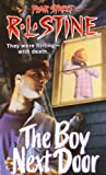 img - for The Boy Next Door (Fear Street, No. 39) book / textbook / text book
