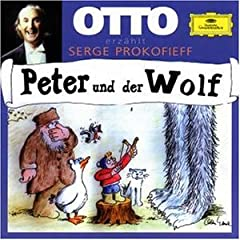 Cover: Otto Waalkes - erz&auml;hlt Peter Und Der Wolf
