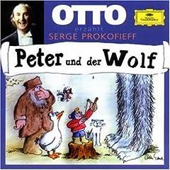 Cover: Otto Waalkes - erzählt Peter Und Der Wolf