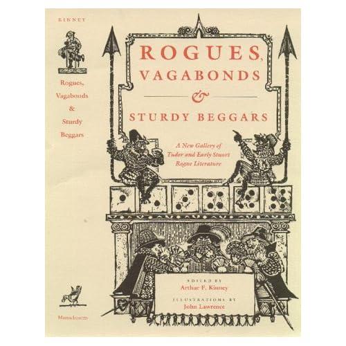 Rogues Vagabonds Sturdy Beggar