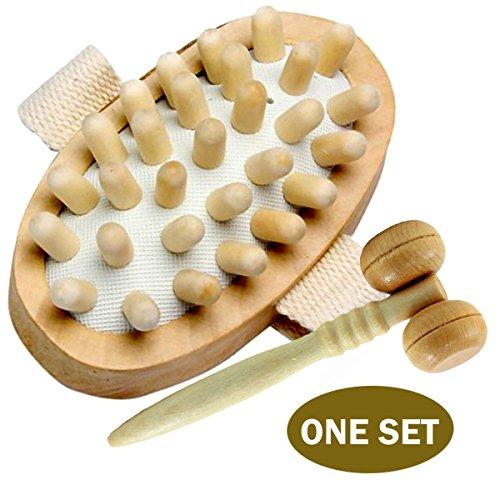 Best Cellulite Massager Body Brush Mitt