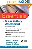 Essentials of Cross-Battery Assessment