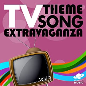 Tv Theme Song Extravaganza, Vol. 3