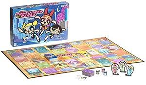 Powerpuff Girls Board Game - Saving the World Before Bedtime