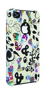 Victorio & Lucchino VLCT003 - Carcasa para Apple iPhone 4/4S, diseño logomanía