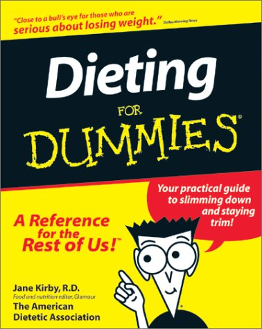 Image for Dieting for Dummies