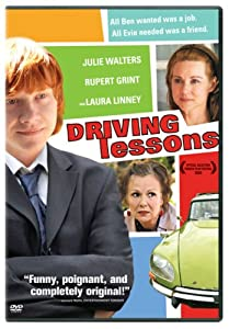 "Cover of ""Driving Lessons"""