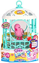 Little Live Pets Bird with Cage - Ruby Bell