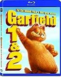 Garfield Fat Cat Double Pack (Garfield: The Movie / Garfield: A Tail of Two Kitties) / Garfield Duo Gros Maton (Garfield: Le film / Garfield: Pacha Royal) (Bilingual) [Blu-ray]