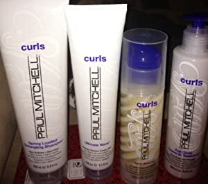 paul mitchell curls kit hair care product